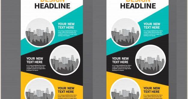 Retractable Banner Designs Roll Up Banner Design