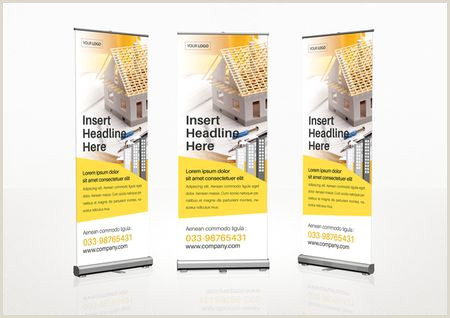 Retractable Banner Designs Roll Up Banner Template Template Stock By Pixlr