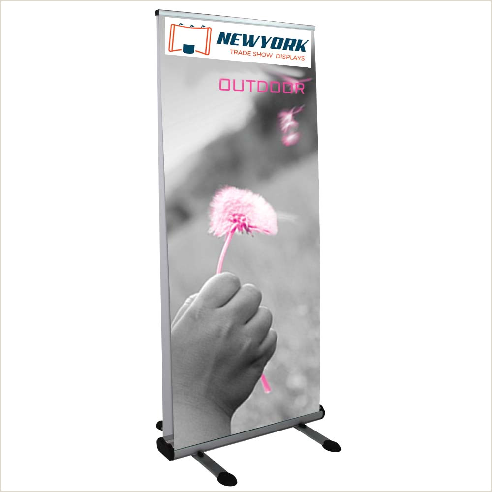 Retractable Banner Nyc Retractable Banner Stands New York Trade Show Displays