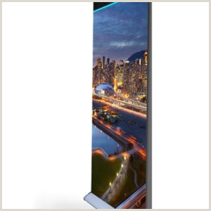 Retractable Banner Nyc Retractable Banner Stands Nyc Trade Shows Displays
