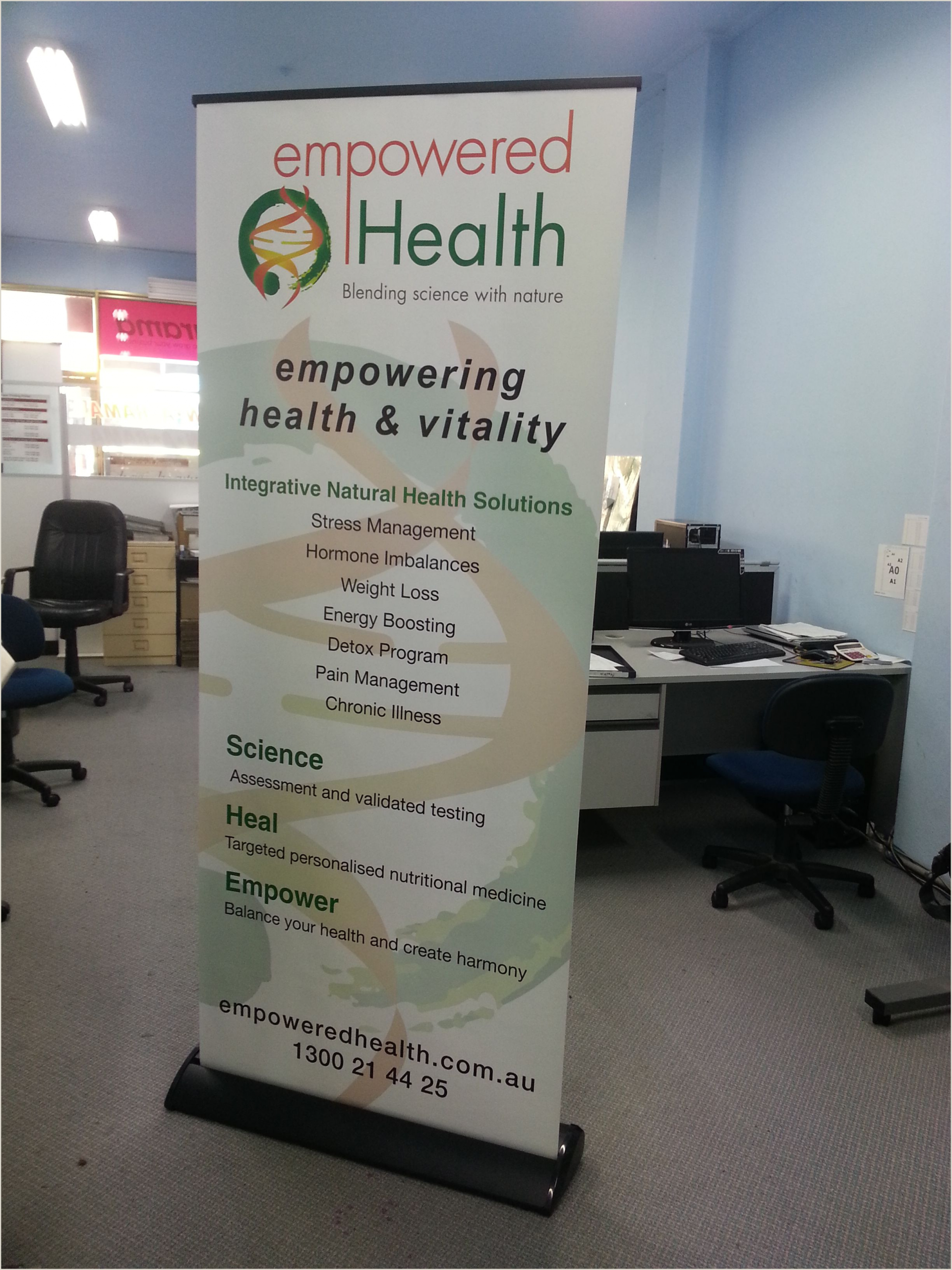 Retractable Banner Pens Heavy Duty Retractable Banner Printed By Sign A Rama Box