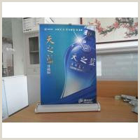 Retractable Banner Stand Mini Roll Up Banner Display