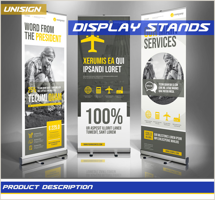 Retractable Banner Stands Reviews 2019 Cheap Retractable Advertising Equipment Scrolling Roll