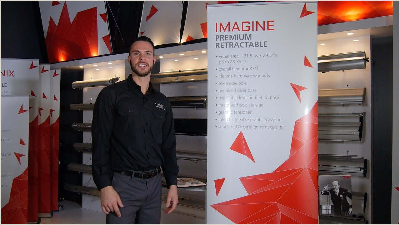 Retractable Banner Stands Reviews The 9 Best Retractable Banners For Pop Up Business