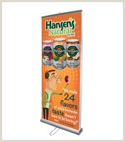 Retractable Banners And Stands Banner Stands Retractable Banners Trade Show Displays