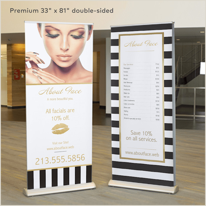 Retractable Banners And Stands Retractable Banners