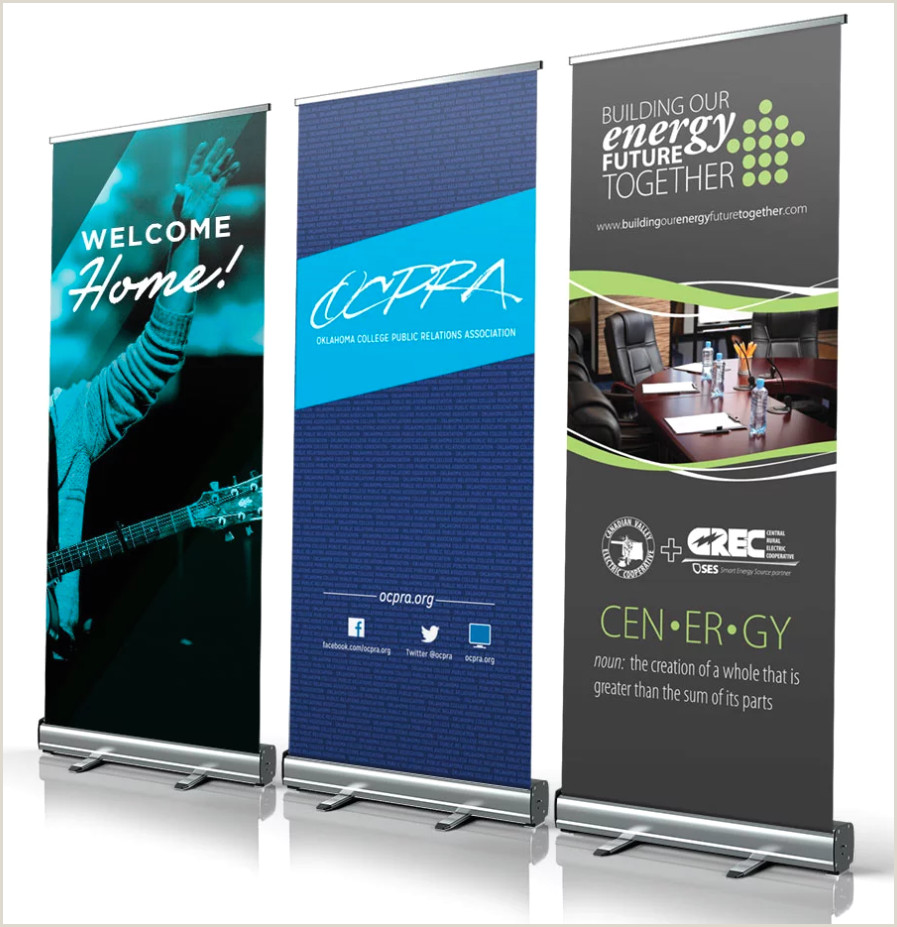 Retractable Banners Printing Retractable Banner