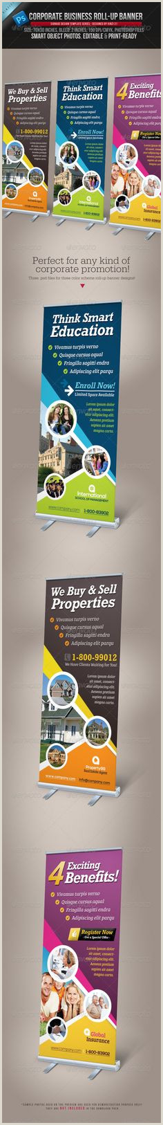 Retractable Displays Roll Ups 30 Best Roll Up Banners Images