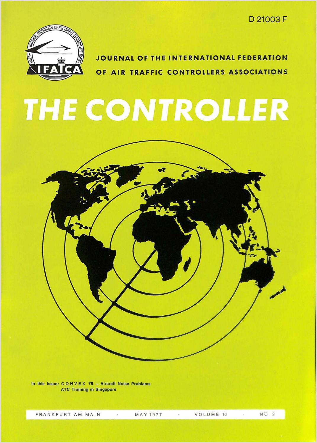 Retractable Displays Roll Ups Ifatca The Controller May 1977 By Ifatca Issuu