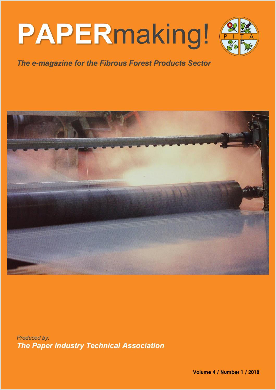 Retractable Displays Roll Ups Papermaking Vol 4 No 1 2018 By Pita Issuu