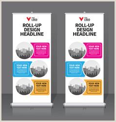 Retractable Hand Banner Retractable Banners Vector Over 560