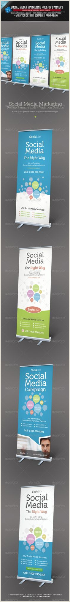 Retractable Hand Banners 30 Best Roll Up Banners Images
