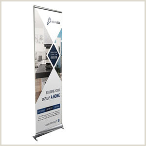 Retractable Scroll Banner Advertising Wall Scroll Hanging Images Polyester Fabric Banner