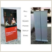 Retractable Sign Stand Roll Up Banner Display Roll Up Banner Display Online
