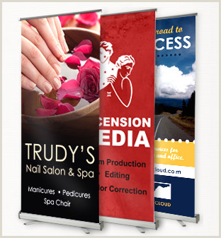"""Retractable Signs And Banners Personalized Retractable Banner Stands 78""""x33"""""""