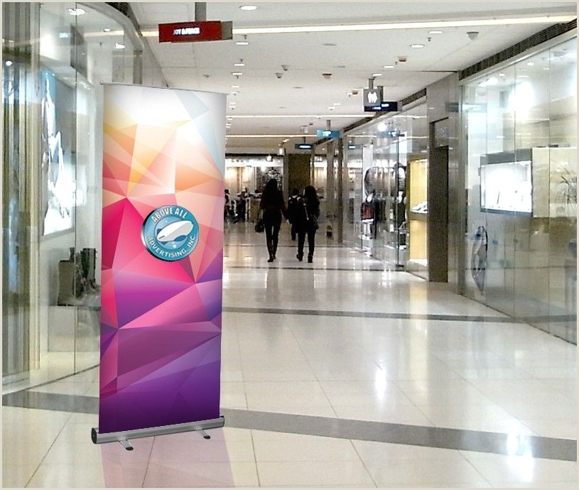 Retractable Signs And Banners Retractable Banner Standard
