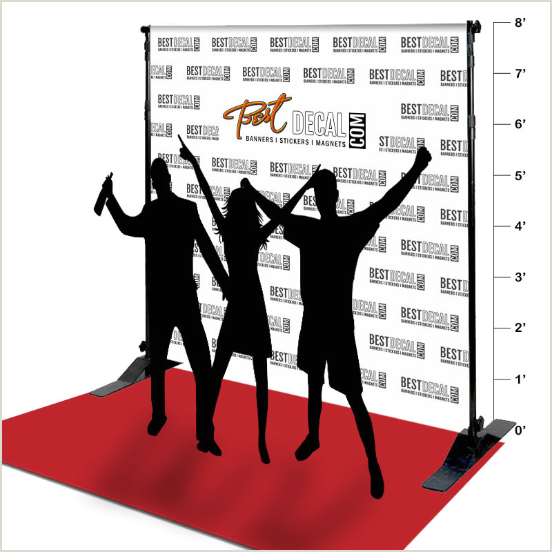Retractable Step And Repeat Banner Step And Repeat