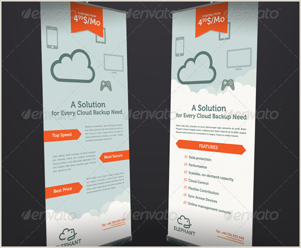 Roll Out Banner 20 Professional Roll Up Banners & Signage Templates