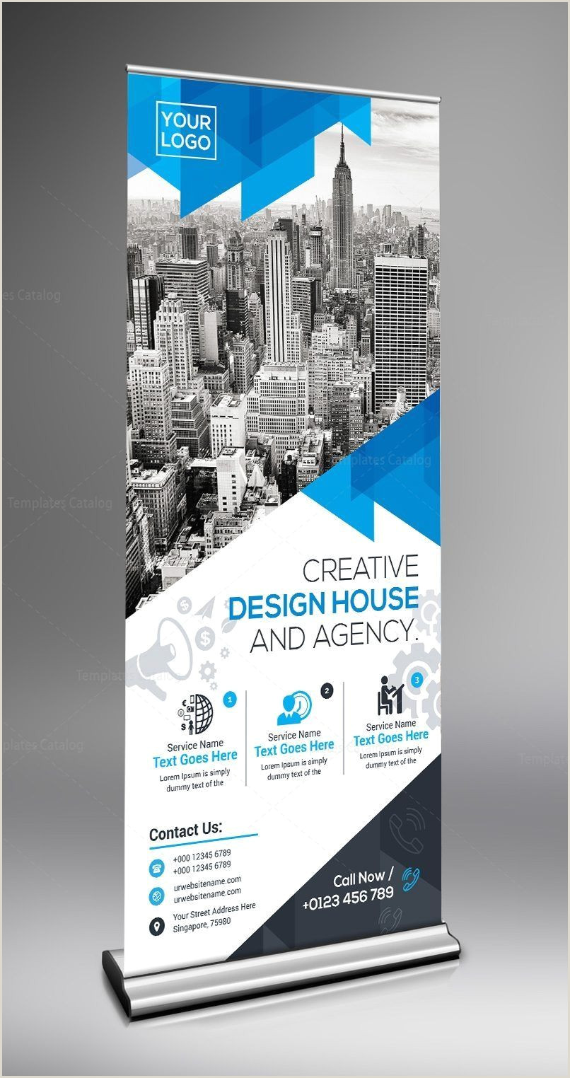 Roll Out Banner High Quality Roll Up Banner Template Graphic Templates In