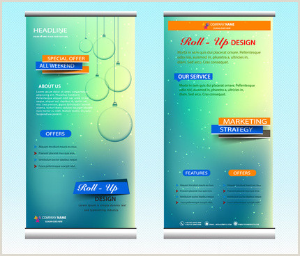 Roll Out Banner Roll Up Banner Free Vector 13 002 Free Vector For