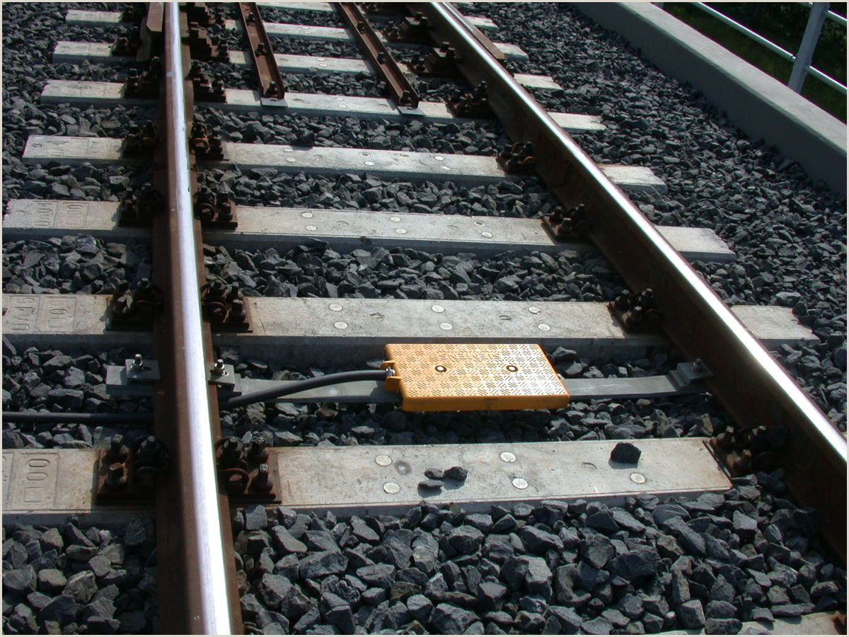 Roll Out Signs European Train Control System