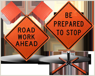 Roll Out Signs Roll Up Signs – Mutcd Pliant Shipped Fast