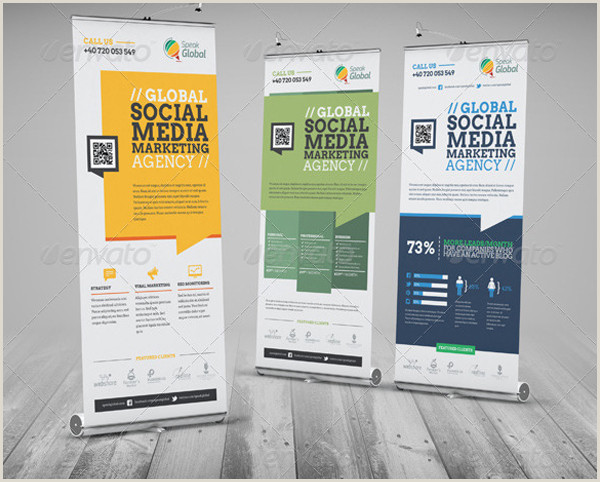 Roll Up Advertising Banners 34 Rollup Advertising Banner Templates Free Premium Psd
