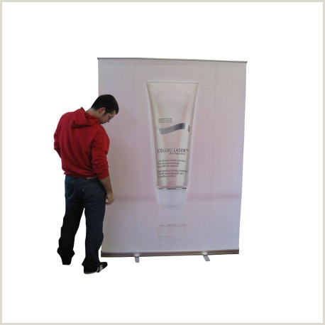 Roll Up Banner Size In Inches Roll Up Banner Standard H 200 X L 150 Cm Single Side