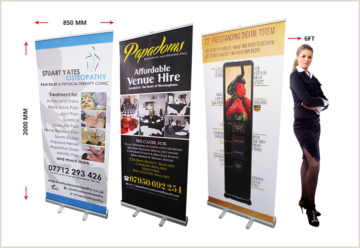 Roll Up Banner Size In Inches What Is A Roller Banner Size In Inches Es Banners