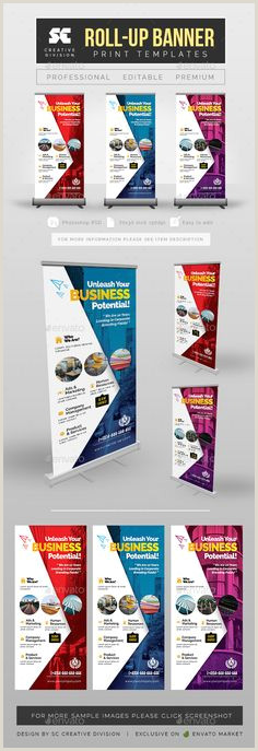 Roll Up Banner Stand 50 Best Roll Up Banner Design Images In 2020