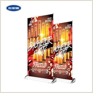 Roll Up Banner Stand Luxury Aluminum Roll Up Banner Stand Guangdong Luxury