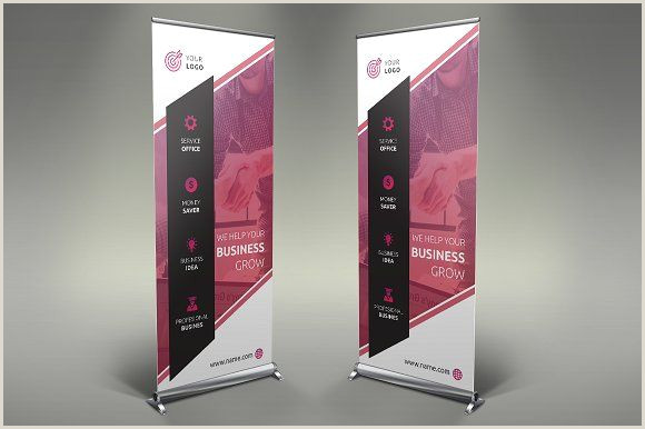 Roll Up Design Business Roll Up Banner