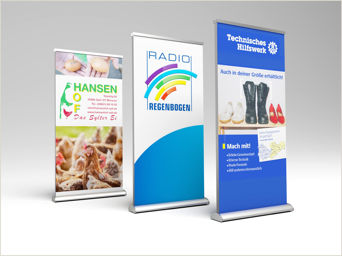 Roll Up Display Banner Roll Up Display Twin