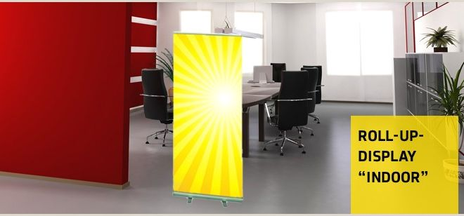 Roll Up Display Banner Roll Up Displays