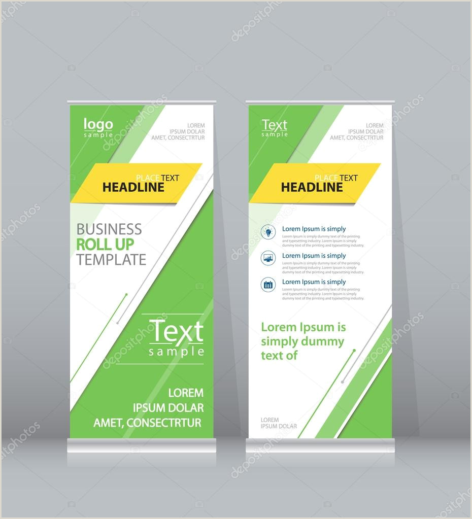 Roll Up Poster Display Roll Up X Stand Display Design Template For Business