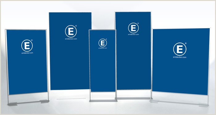 Roll Up Sign Stand Das Magnetische Roll Up Easymag Stand