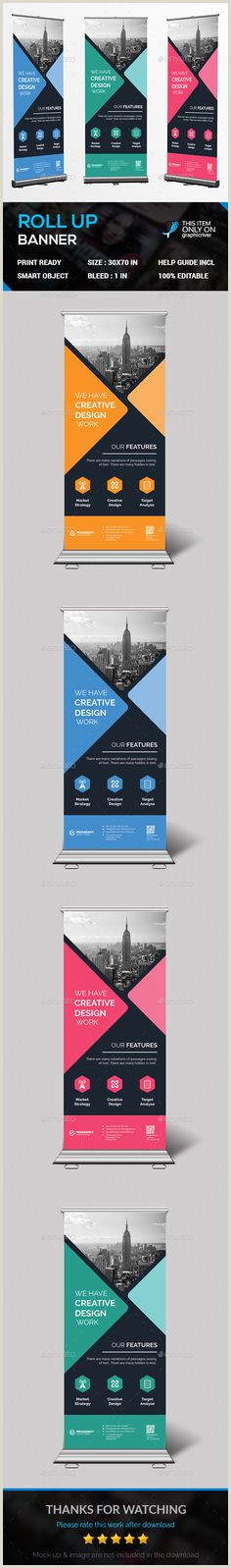 Roll Up Size 37 Best Roll Up Banners Images