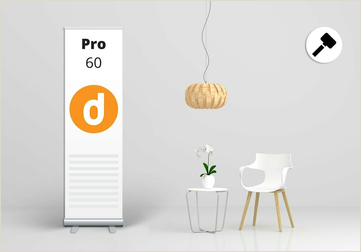 Roll Up Size Roll Up Pro 60 Cm