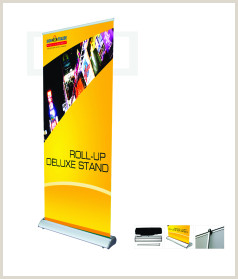 Roll Up Standee Roll Up Banner Stand 5 X 2 Feet Banner Stands Sign