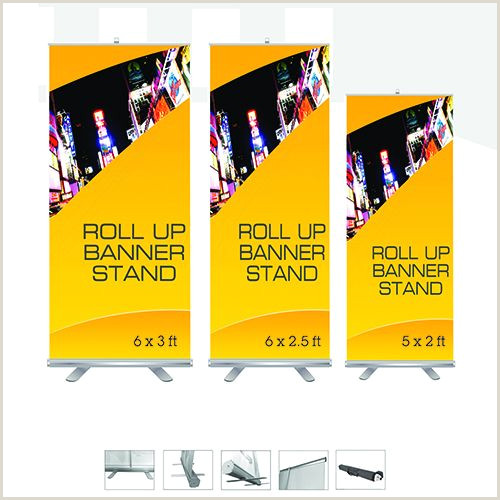 Roll Up Standee Roll Up Poster Dimensions