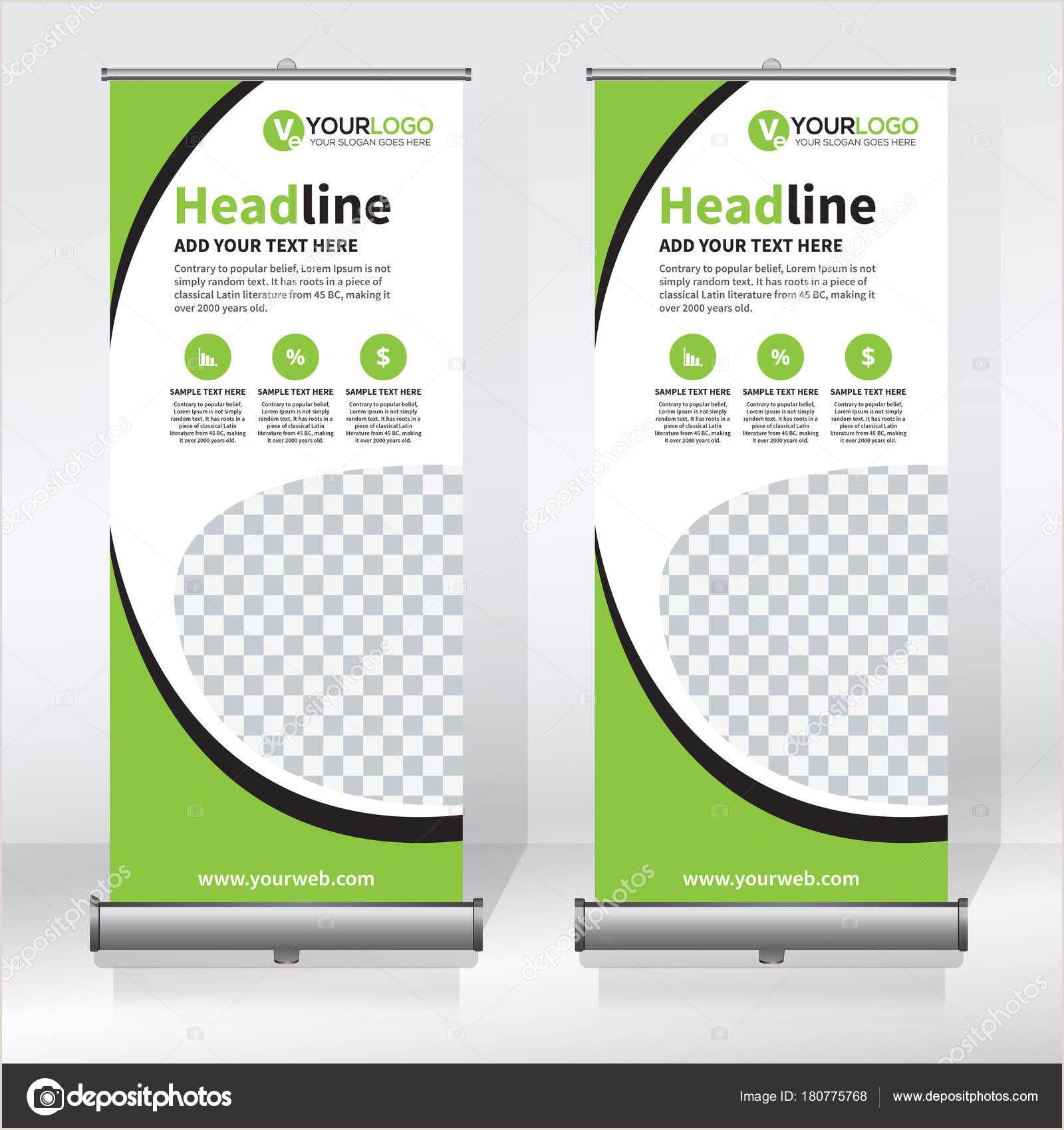 Roller Banner Design Roll Up Banner Design Template Vertical Abstract Background Pull Up Design Modern X Banner Rectangle Size