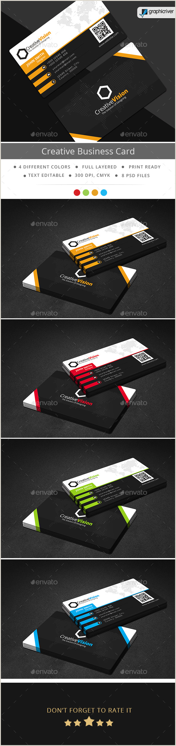 Sample Of Business Cards 100 [ Business Card Print Template ]