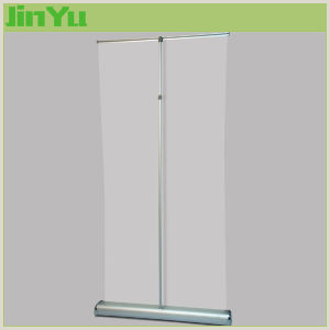 Scrolling Banner Stand Luxury Scrolling Roll Up Banner Stand For Sneeze Guard