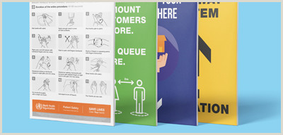 Self Standing Signs Instantprint Line Printing Pany Uk Printing Services