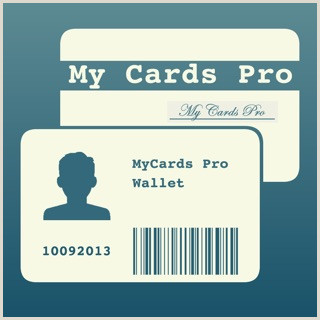 Should I Put My Picture On My Business Card My Cards Pro Wallet On The App Store