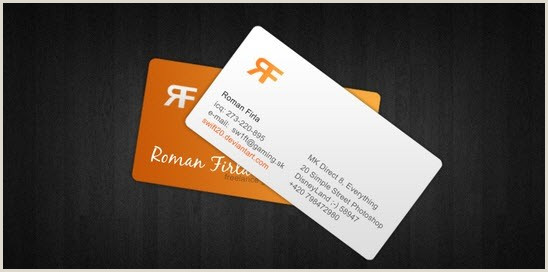 Simple Business Card Design 100 Beautiful Creative and Minimal Business Cards