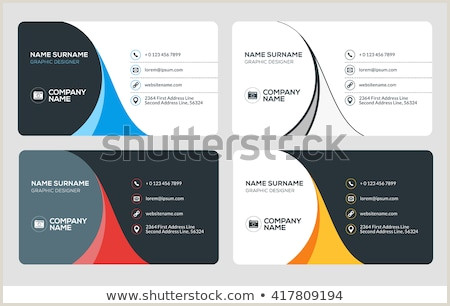 Simple Business Card Design Email Icon For Business Card At Vectorified