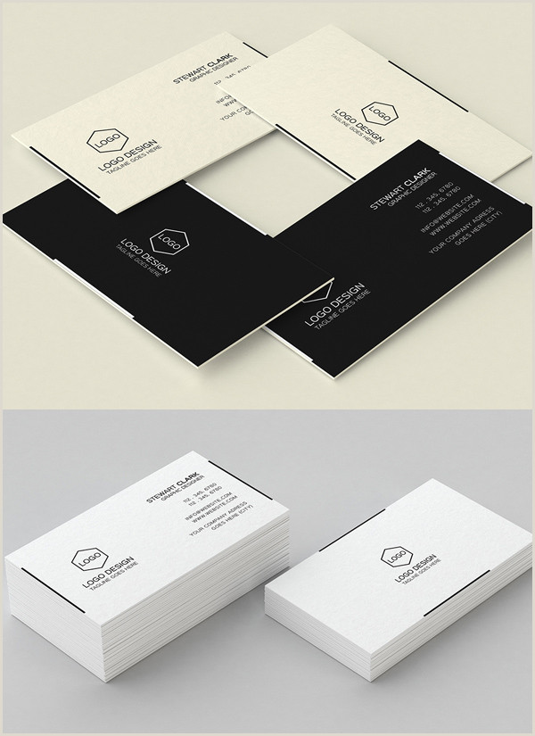 Simple Business Card Designs Modern Business Cards Design 26 Creative Examples