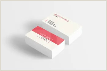 Simple Business Card Template 100 Free Creative Business Cards Psd Templates