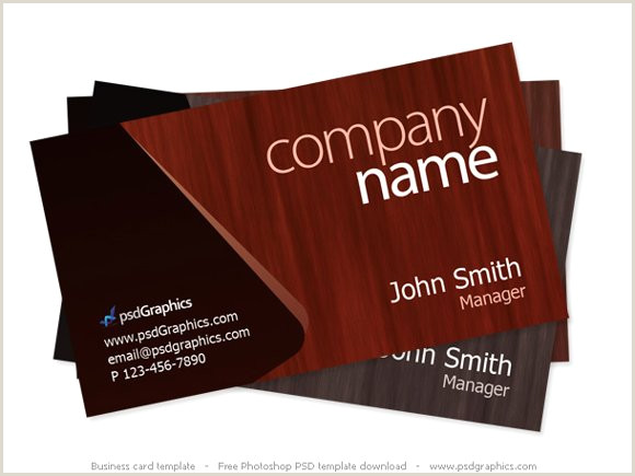 Simple Business Card Template Free 100 Free Psd Business Card Templates